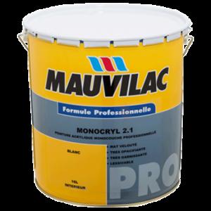 pot de peinture monocryle